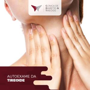 autoexame da tireoide