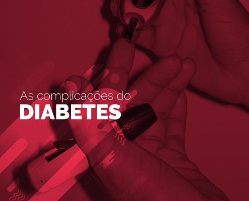 complicações do diabetes